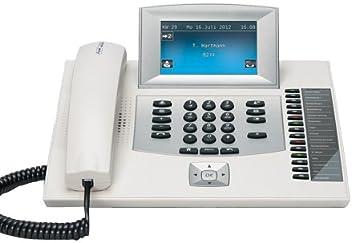 AUERSWALD COMfortel 2600 Weiß ISDN Systemtelefon: