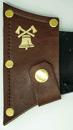 Axe Gang Genuine Leather Sheath