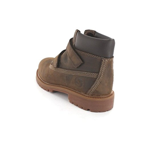TIMBERLAND Authentic 6 IN 80706, 80806, 80906 Unisex - Kinder Stiefel, Braun 38 EU