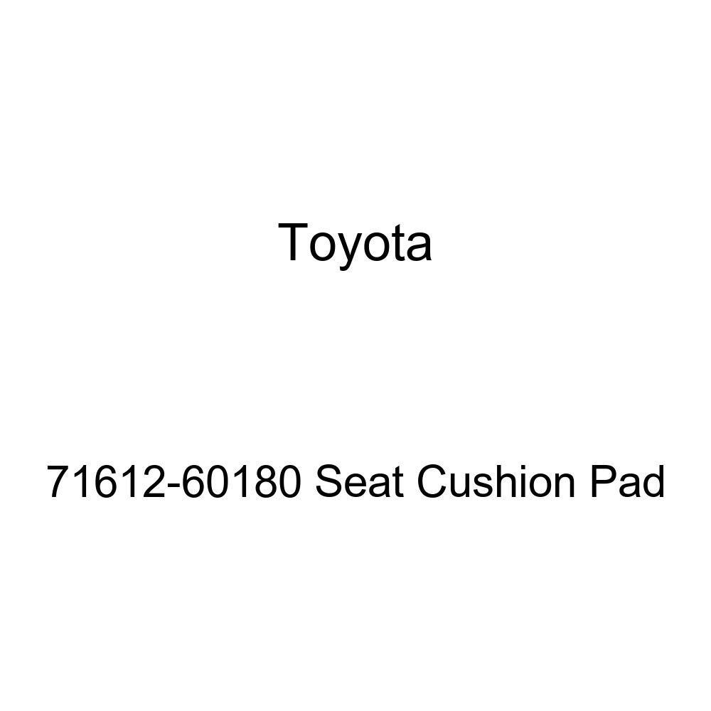TOYOTA Genuine 71612-60180 Seat Cushion Pad