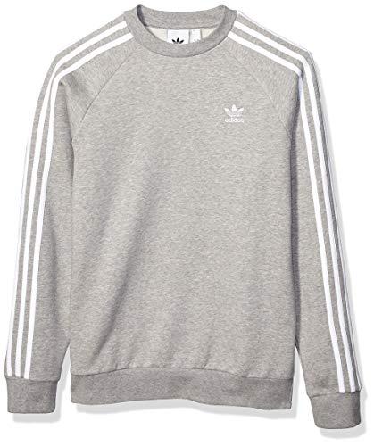 adidas Originals Men's 3-Stripes Crewneck Sweatshirt
