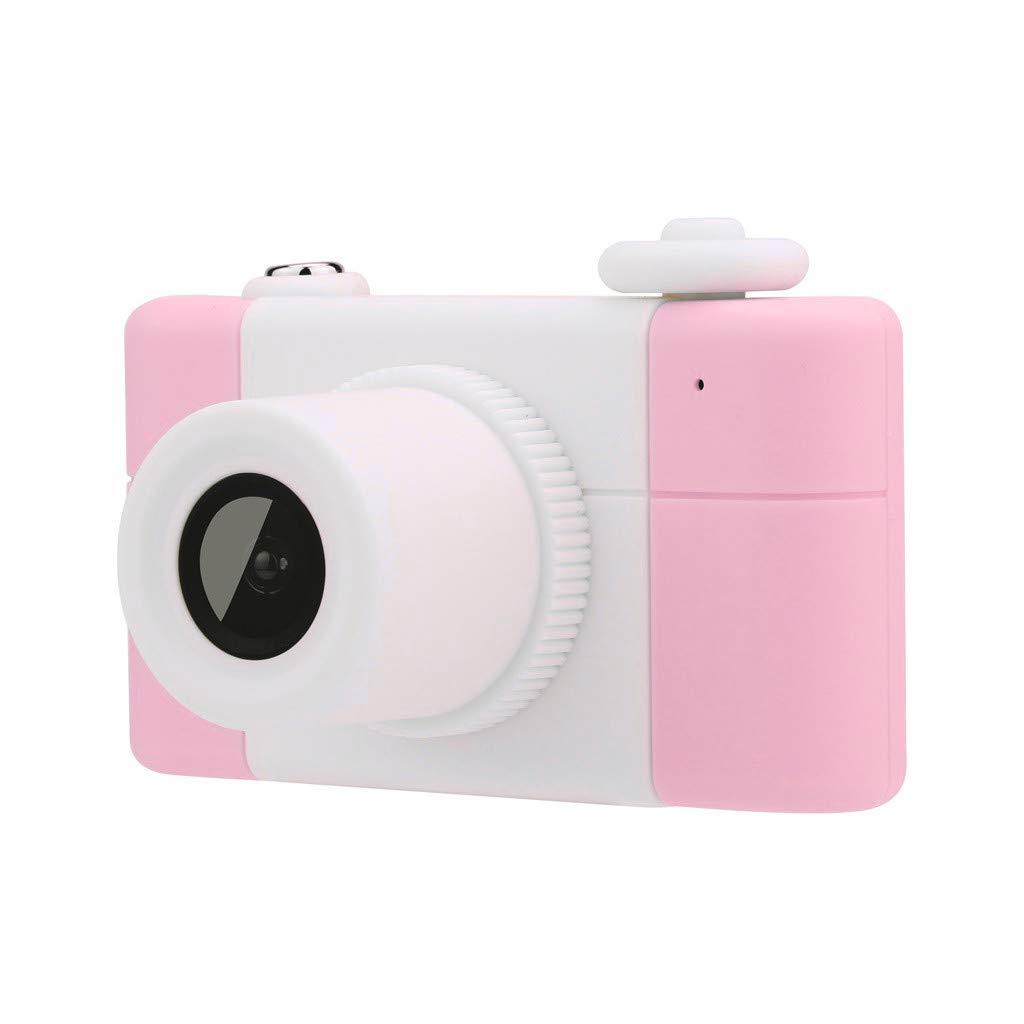 Cimaybeauty Children's Camera for 3-8 Year Old Girls Boys, Digital Toy Photo Mini Fun Cartoon Children's Camera by Cimaybeauty (Image #4)
