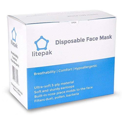disposable face mask premium soft earloop