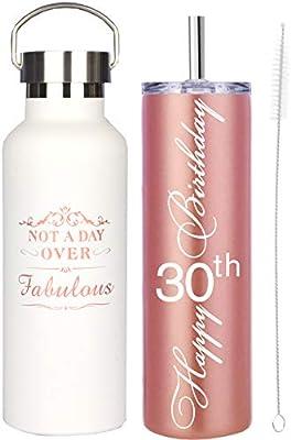 Regalos De 30 Cumpleaños Para Mujeres Regalos De 30 Cumpleaños Regalos Para Chica De 30 Cumpleaños Decoraciones De 30 Cumpleaños Vaso De Agua De 30 Cumpleaños Ideas De Regalo De 30