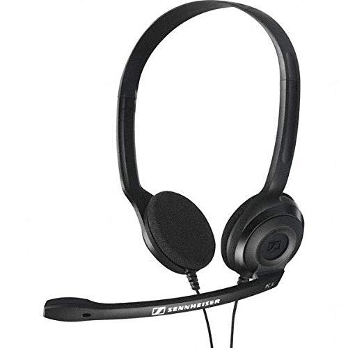 Sennheiser PC 3 CHAT Lightweight Telephony On-Ear Headset