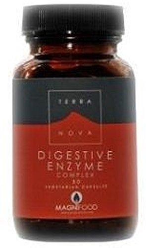 Enzimas Digestivas Complex 100 cápsulas vegetales de Terranova ...