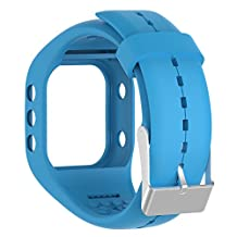 Replacement Wrist Band for Polar A300 Smart Watch Silicone Wrist Band Watch Strap for Polar A300