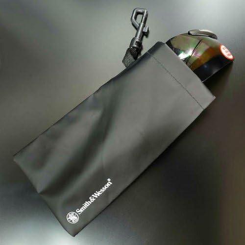 S&W サングラスケース ソフトケース 黒