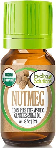 Organic Nutmeg Essential 100 Pure product image
