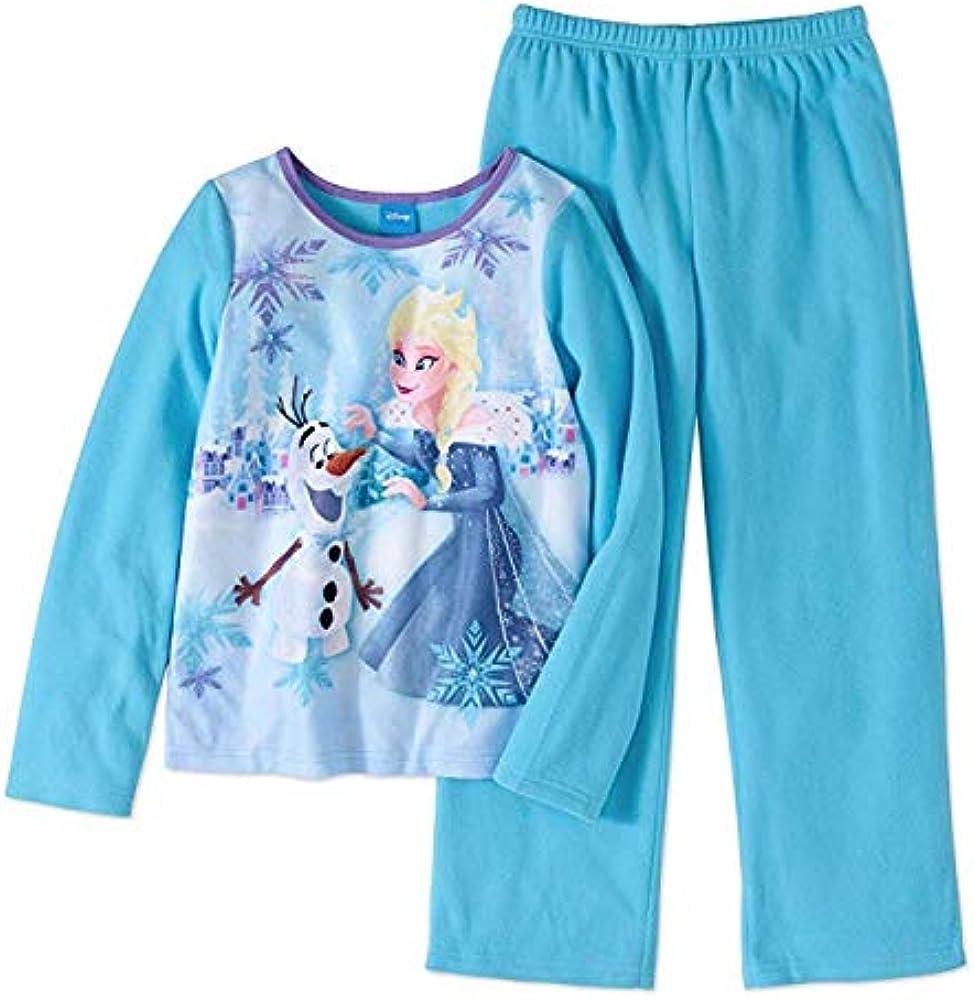 Frozen/'s Elsa snug fit PJs with snowmen