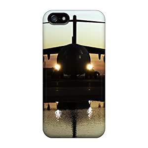 Fashion Protective Cargo Aircraft Case Cover For Iphone 5/5s