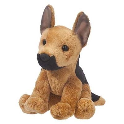 Douglas Prince German Shepherd Plush Stuffed Animal: Toys & Games