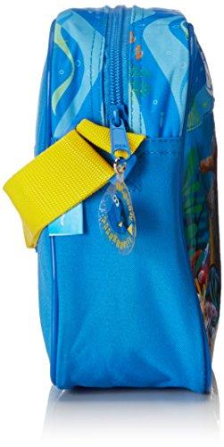 Alla ricerca di Dory Zaino a tracolla per asilo, colore: blu e giallo