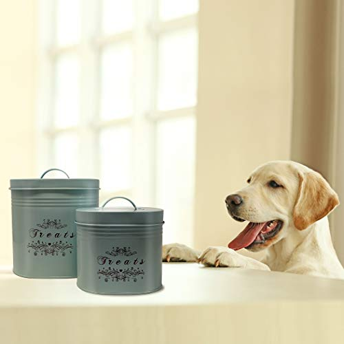 One for Pets Treat Canister Set - Pet Treats Jar Set