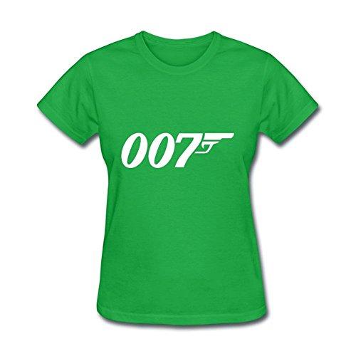 Women's 007 James Bond Short Sleeve T-Shirt
