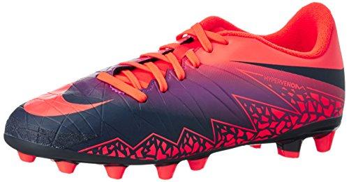 Purple 856460 Naranja Nike Fútbol 845 Vivid Total de Obsidian Unisex Crimson Adulto Botas H07wqS