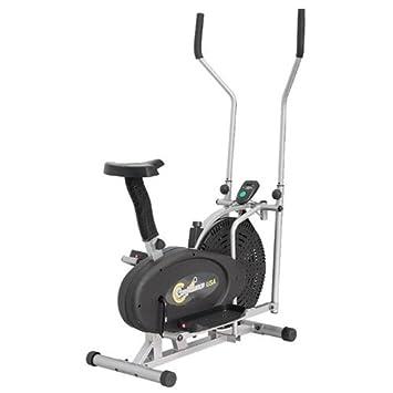 Y Confidence-Bicicleta Elíptica 2 en 1: Amazon.es: Deportes y aire ...