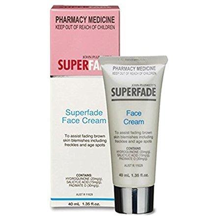 John Plunkett Superfade Face Cream - 2