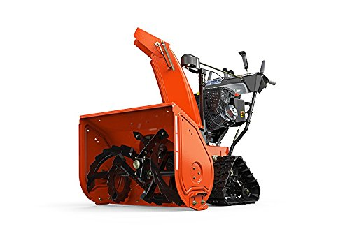 Ariens Platinum 28'' SHO 369cc Super High Output Track Drive Snow Blower (921052) by Ariens
