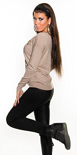 In-Stylefashion - Jerséi - para mujer pardo