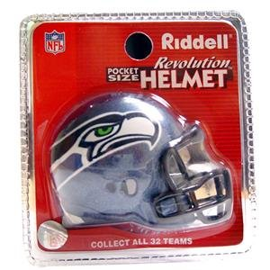 Pocket Helmet Revolution Pro Nfl (Seattle Seahawks