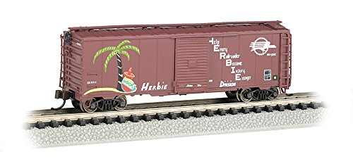 Bachmann Industries Missouri Pacific Herbie AAR Steel for sale  Delivered anywhere in USA
