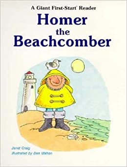 Image result for homer the beachcomber