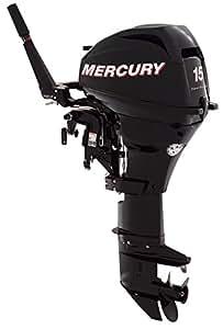 Mercury 15 hp electric start 4 stroke for 15 hp electric boat motor