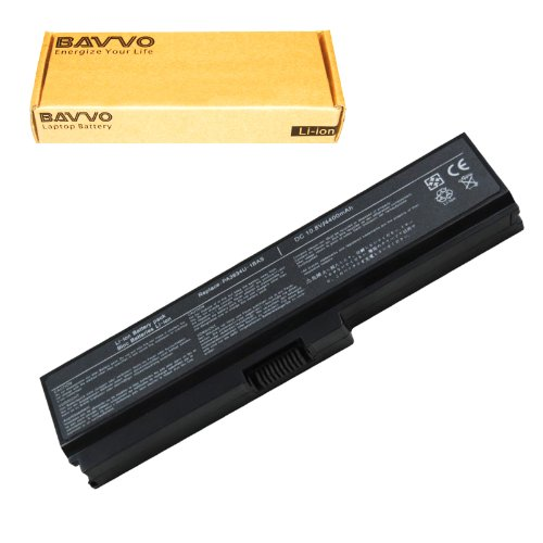 Bavvo Battery Compatible with Toshiba Satellite Pro U500/00N