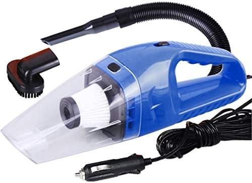 Tivollyff ポータブルミニ12V 120Wパワーウェットアンドドライデュアルユーススーパーサクションハンドヘルドカー掃除機取り外し可能なHEPAフィルター