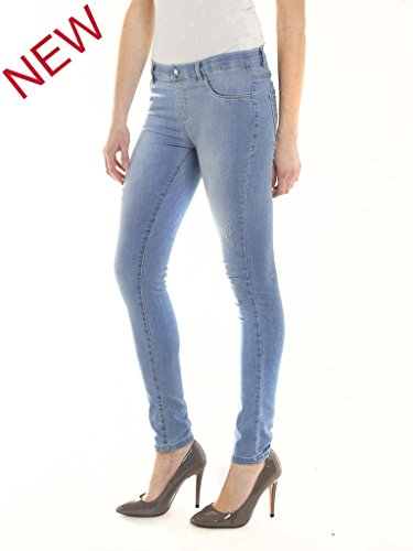 Lavage Jeans Clair Femme Carrera Skinny Wash Jean Bleu Stone 510 Super 6wT4Oq