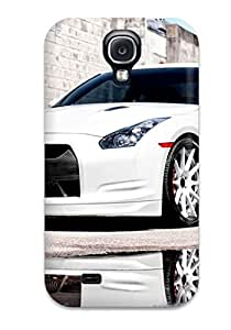 Top Quality Protection Nissan Gt-r 435446 Case Cover For Galaxy S4