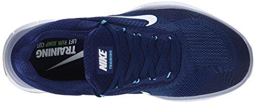 Bleu Homme Nike Bleu de Gris Binaire Chaussures V7 Glacier Fureur Free Trainer Bleu Blanc Bleu Running Compétition qq0S6