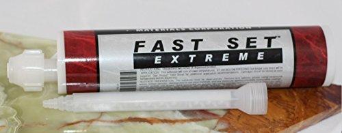 Bonstone Fast Set Extreme Knifegrade Exterior Fast Setting Epoxy Single Cartridge 250 ML