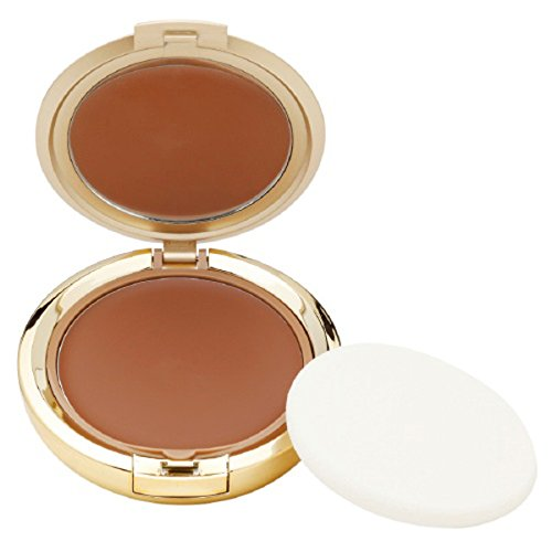 Milani Smooth Finish Cream To Powder Makeup, Caramel Brown