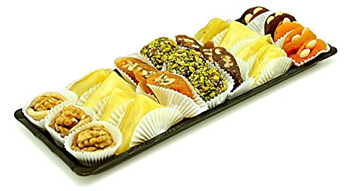 Stuffed Dried Fruit Tray Gift (36 Ounces - 2.2 Lbs)