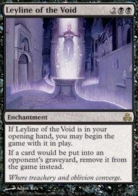 Magic: the Gathering - Leyline of the Void - Guildpact - - Ktz Buy