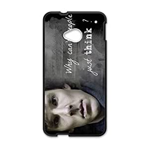 SANYISAN Magic Smart Sherlock Design Hard Case Cover Protector For HTC M7
