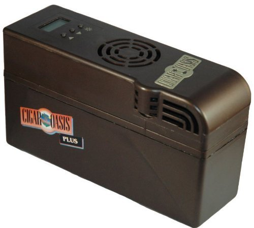 CIGAR OASIS PLUS NEW Next Generation Automatic Electronic Humidifier for Humidor