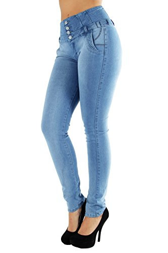 Fashion2Love M1127P Colombian Design Skinny product image