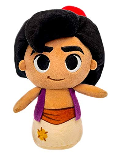 Funko Supercute Plush: Aladdin - Aladdin Collectible Figure, Multicolor
