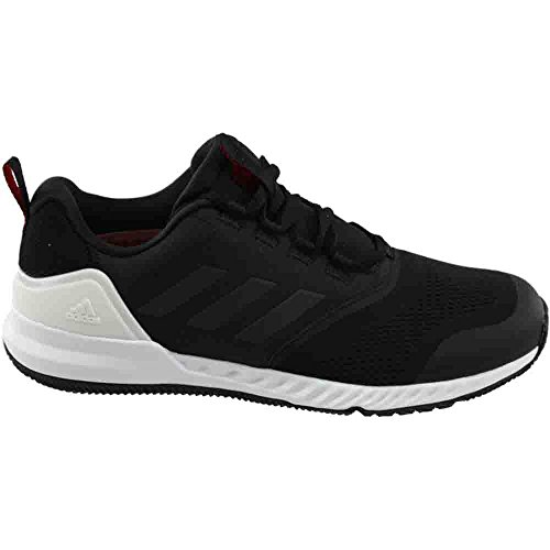 Adidas Heren Gek Trein Pro Black / Black / Scarlet