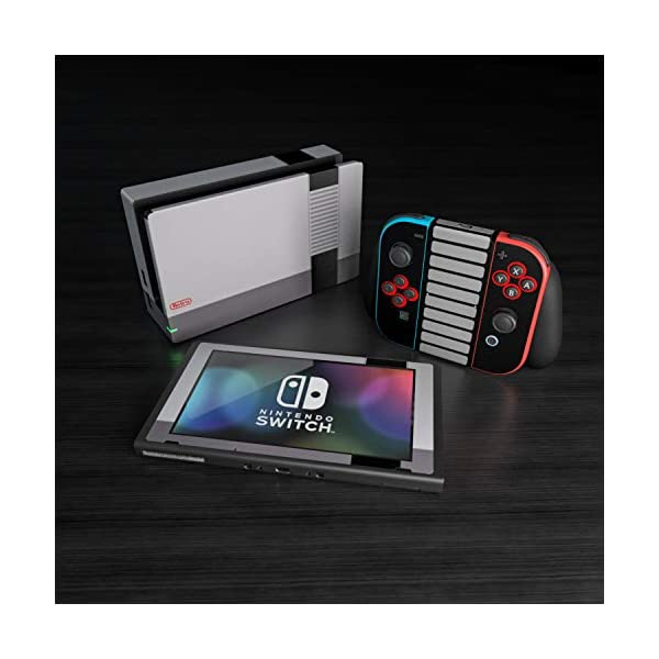 Retro - Decal Sticker Wrap - Compatible with Nintendo Switch 5