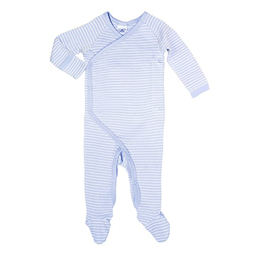 Organic Cotton Footie Pajamas - 9