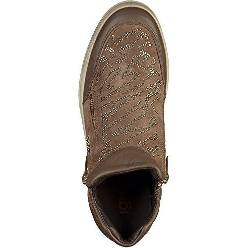 amp;co Zapatillas Mujer De Interior Zapatos Deporte Chic Igi Cuña odCrxBe