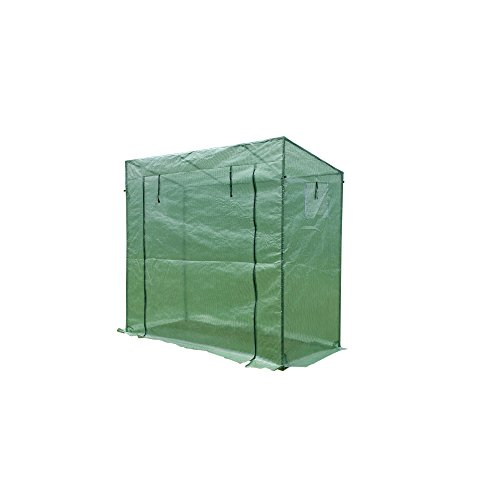 GOJOOASIS Tomato Greenhouses Hot House Upright Plants Shed Growing Cultivation Tent by GOJOOASIS