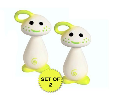 Vulli Chan Pie Gnon Yellow Teether – Set of 2, Baby & Kids Zone