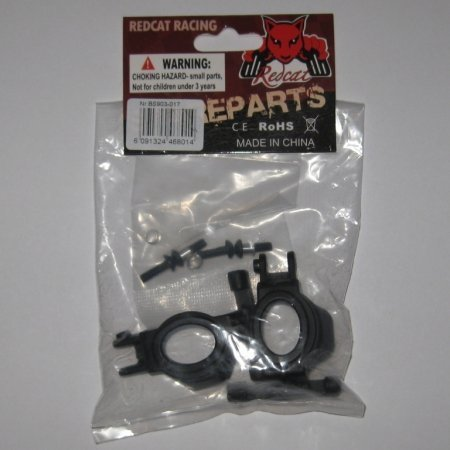 (Redcat Racing Left/Right C-hub with bushings and screws (4MM) (Part BS903-017))