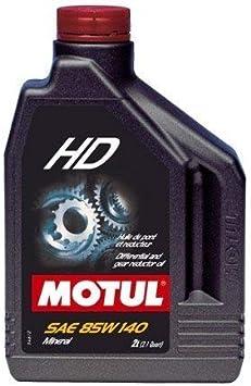 Motul 3374650011400 Hd Minerale Sae 85w140 Motoröl Auto