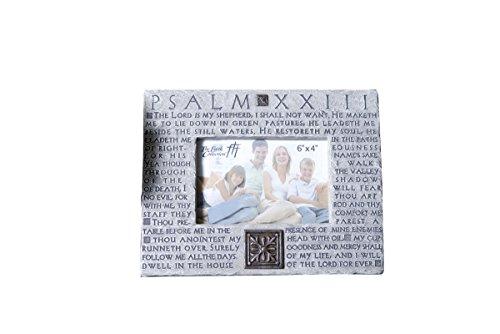 Carpentree 1395 - 6''x4'' Psalm 23 Frame - Psalm 23 Frame by Carpentree